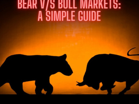 Jerry Mononela - Bear v/s Bull Markets: A Simple Guide For Understanding Stock Market