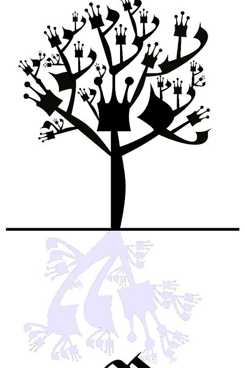 עץ tree // © AhavaEchad 5777 BH