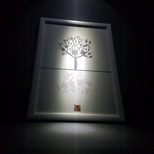 ETZ / עץ / TREE (poster)