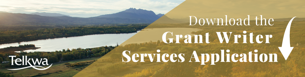 Download the Grant Writer Services Appli