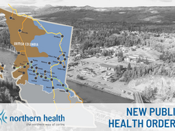 New Public Health Orders for Parts of Northern Health