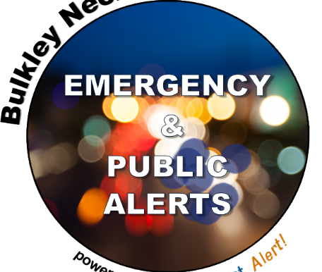 Introducing the Bulkley Nechako Emergency & Public Alerts System for all Village of Telkwa Residents