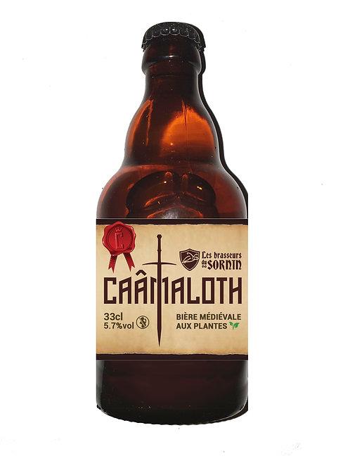 Pack de 3 x 33cl Cervoise Caâmaloth