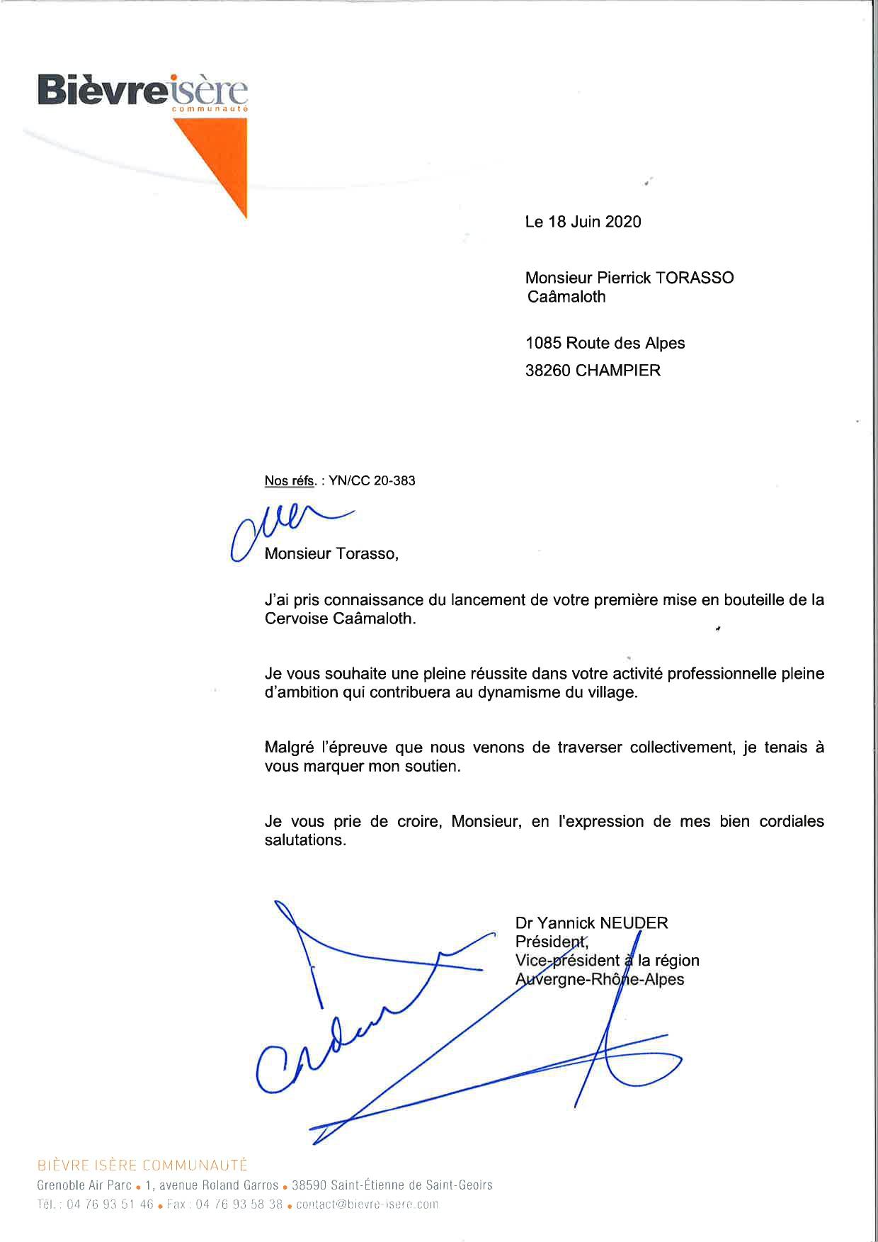Courrier_soutien_Caâmaloth_Bièvre_Isè