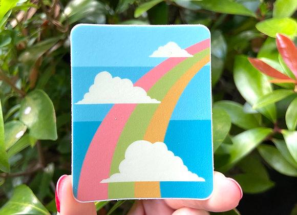 Rainbow I Sticker