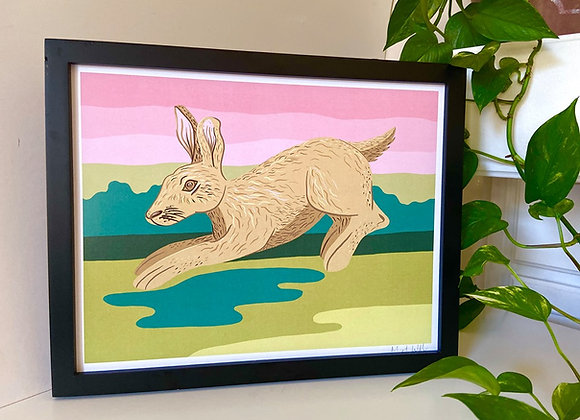 Rabbit | Art Print