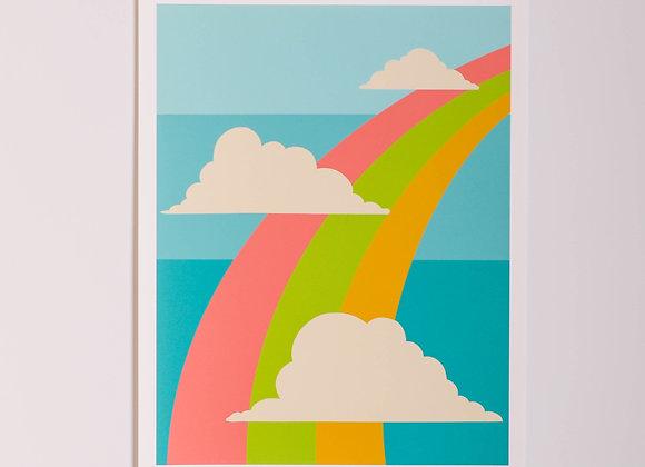 Rainbow I Art Print