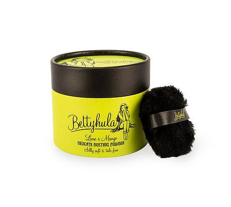 Betty Hula Dusting Powder Lime & Mango - 100g