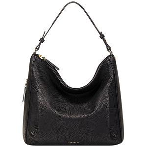 Fiorelli Erika Shoulder Bag - Casual Grain Black