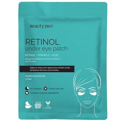 Beauty Pro Retinol Under Eye Mask Patch