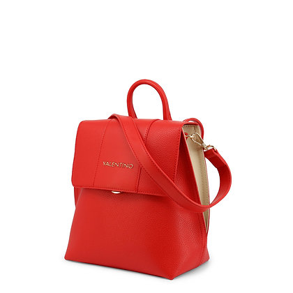 Valentino By Mario Valentino Rosso Backpack