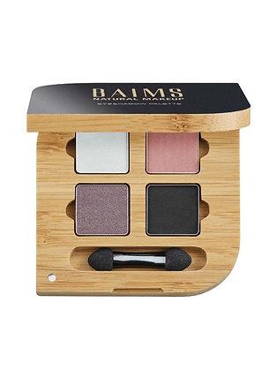 Baims Vegan Eyeshadow Quad Palette 03 Melody