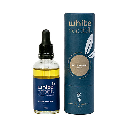 White Rabbit Olive & Avocado Serum - 50ml