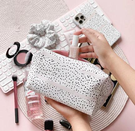 Coconut Lane Dalmatian Make Up Bag