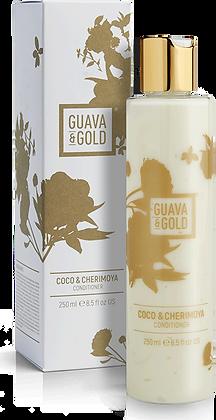 Guava & Gold Coco & Cherimoya Conditioner