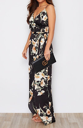 Girl In Mind Mia Wrap Maxi Dress