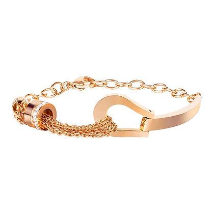 Niche Gold Bracelet - Gold or Rose Gold