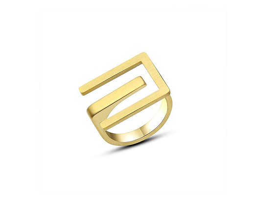 Wild Tail Ring - Gold, Rose Gold or Silver