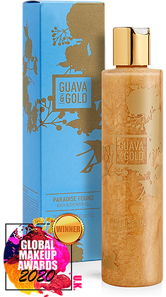 Guava & Gold Paradise Found Bath & Shower Gel