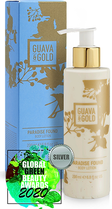 Guava & Gold Paradise Found Body Lotion