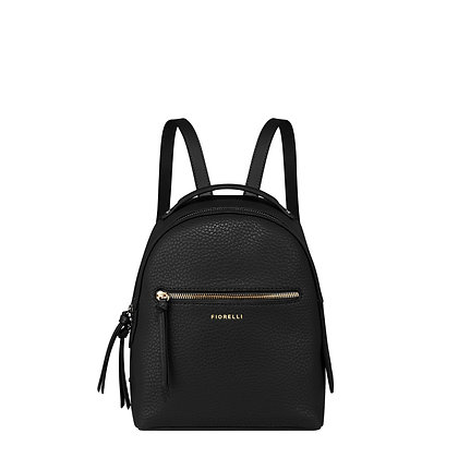 Fiorelli Anouk Backpack - Casual Grain Black