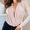 Thumbnail: Girl In Mind Amara Long Sleeve Wrap Bodysuit