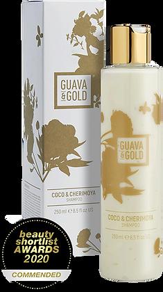 Guava & Gold Coco & Cherimoya Shampoo