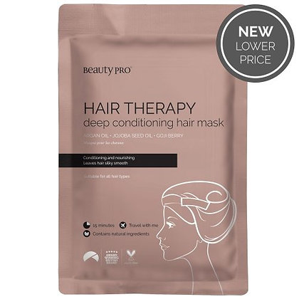 Beauty Pro Hair Therapy Deep Conditioning Hair Mask with Argan Oil