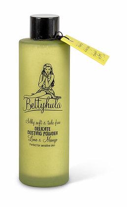 Betty Hula Dusting Powder NEW SIZE Lime & Mango - 50g