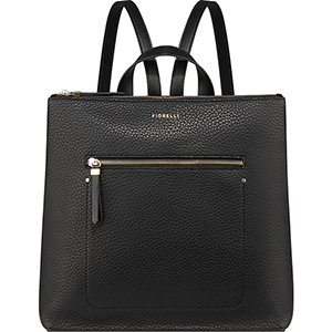 Fiorelli Finley Backpack - Large Casual Grain Black