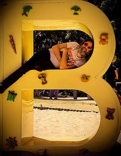 """""""B"""" Pic: Nena Budts"""