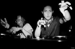 dj-set with Tim Vanhamel
