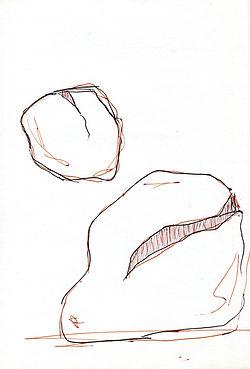 croquis stephanie brossard dessins recherche crayon stylo papier art contemporain carnet