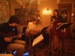 Liza & The Brothers Christmas in Jazz