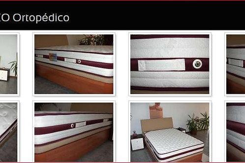 Colchão ortopédico Luxo 190x140