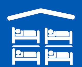 Mobiliário para alojamentos: locais, hostels, residenciais. Camas, colchões , sommiers, bases, sofás e estofos, móveis para salas de estar, mesas e cadeiras.