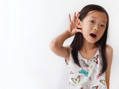 Avaliação Audiológica Infantil: saiba se seu filho ouve bem
