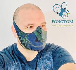 Está difícil entender o que as pessoas falam com a máscara?