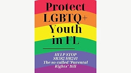 """STOP SB582/HB241 the Unsafe School or so-called """"Parental Rights"""" Bill"""