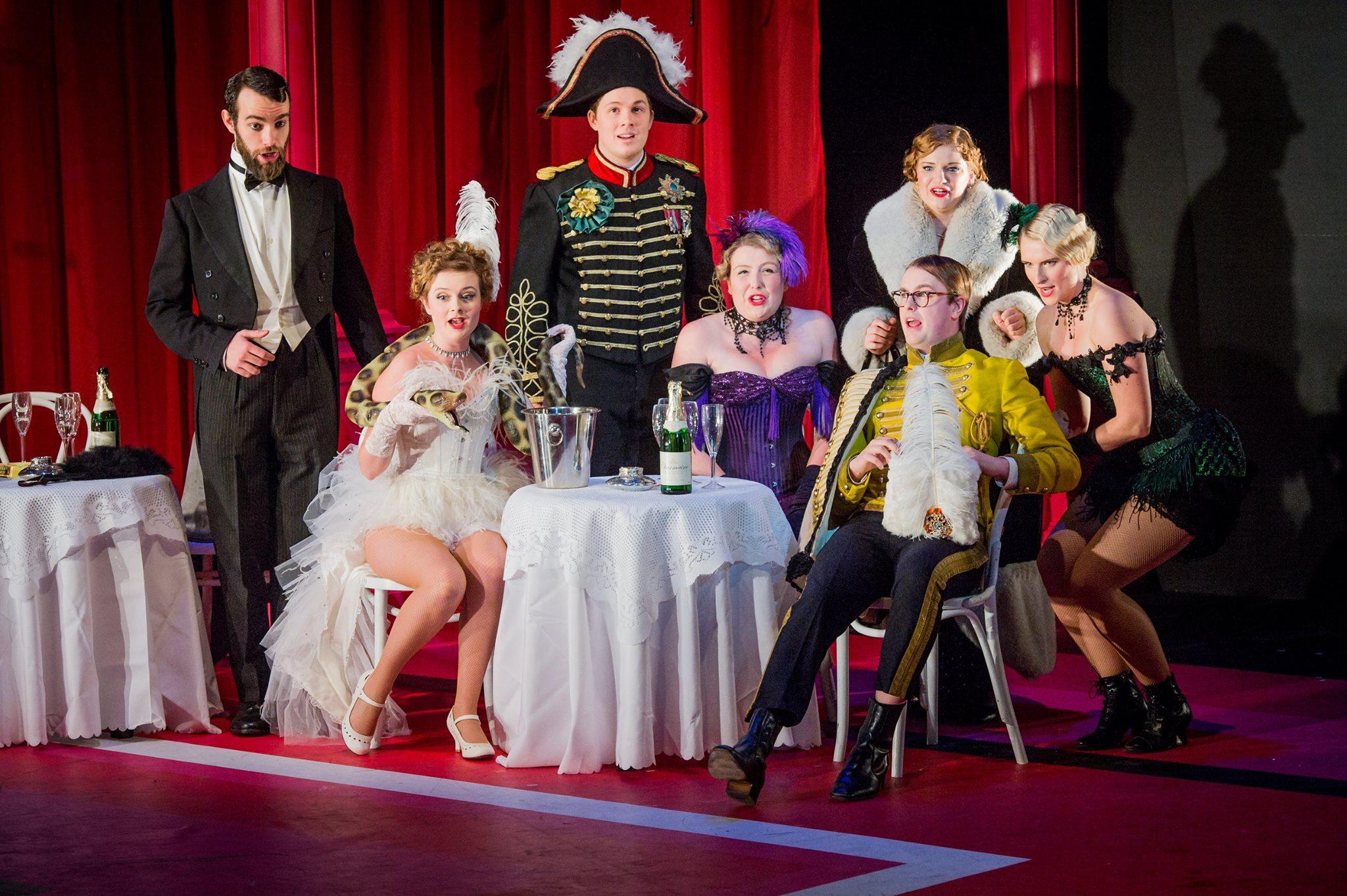 Royal Northern College of Music | Offenbach's La Vie Parisienne | Bobinet