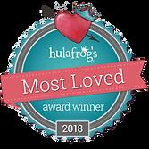 Hulafrogs-Most-Loved-Badge-Winner-2018-2