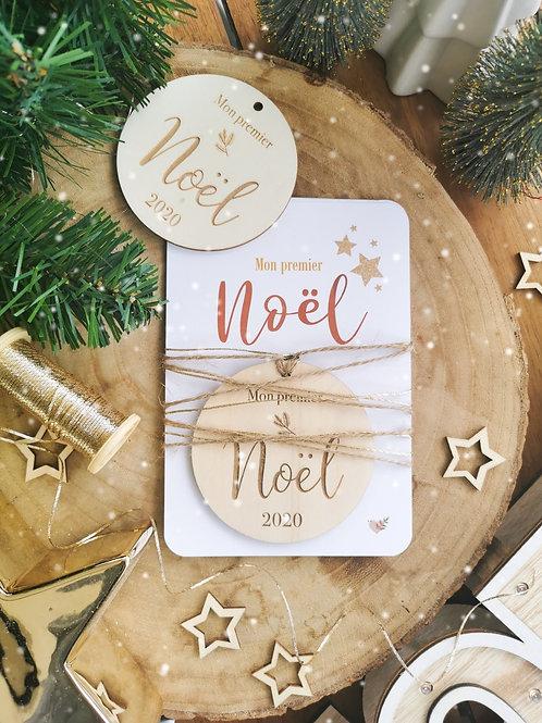 Pack Cartes Etapes Noël