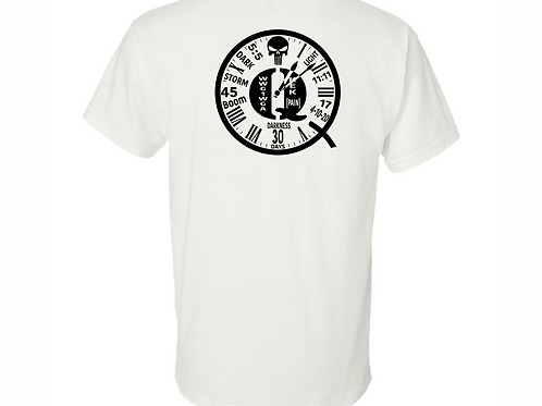 Q Clock shirt (Soft T-Shirts)