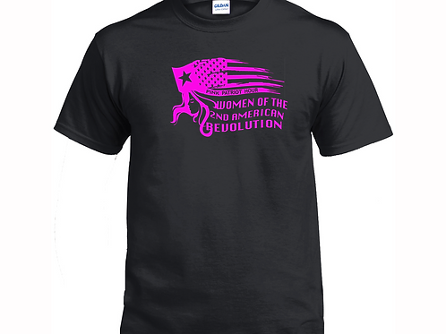PPH American woman of the Revolution (soft t-shirt)