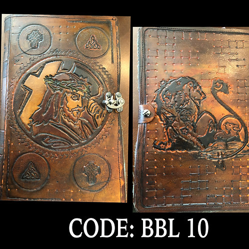 Leather bible covers