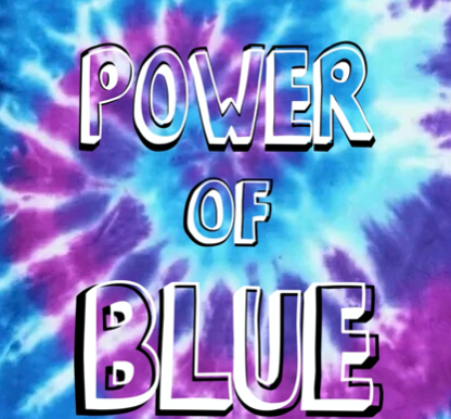 POWER OF BLUE