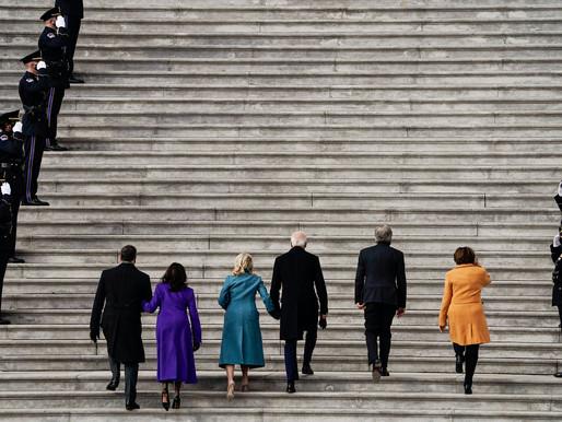 Joe Biden Inaugurated as 46th U.S. President