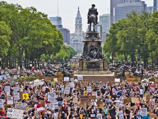 Philly Social Justice Marches