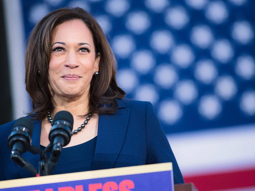 History in the Making: Kamala Harris, the First Female Vice President