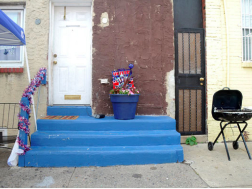In a Sea of Uncertainty, Blue Stoop Creates Waves of Artistic Hope
